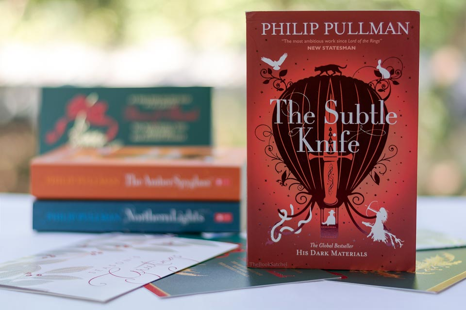 Book Review: The Subtle Knife by Philip Pullman