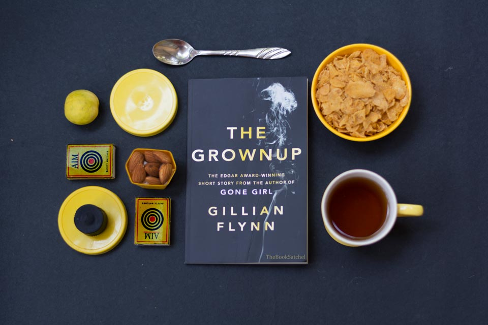 Book Review: The Grownup by Gillian Flynn