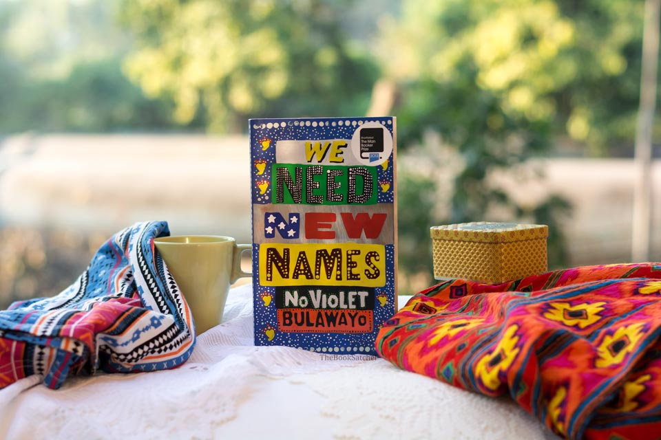 Book Review: We need new names