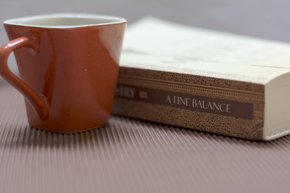 Book Review: A fine balance by Rohinton Mistry