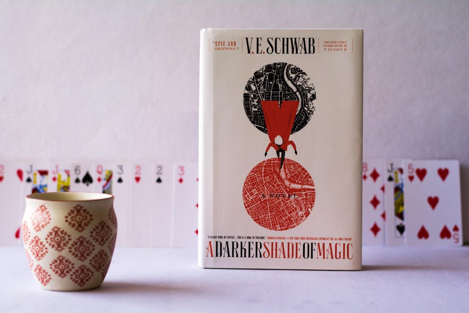 A Darker Shade of Magic by V. E. Schwab