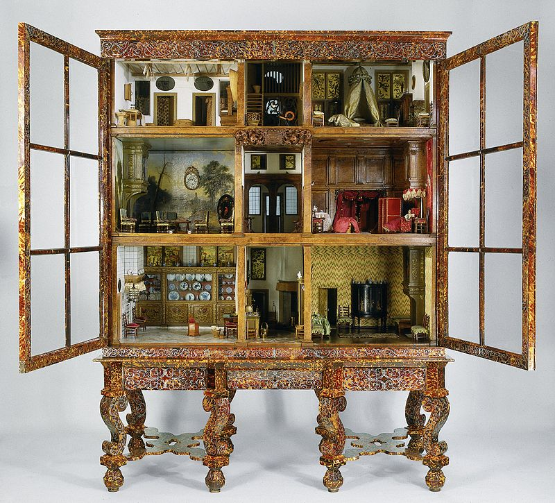 Doll's house of Petronella Oortman