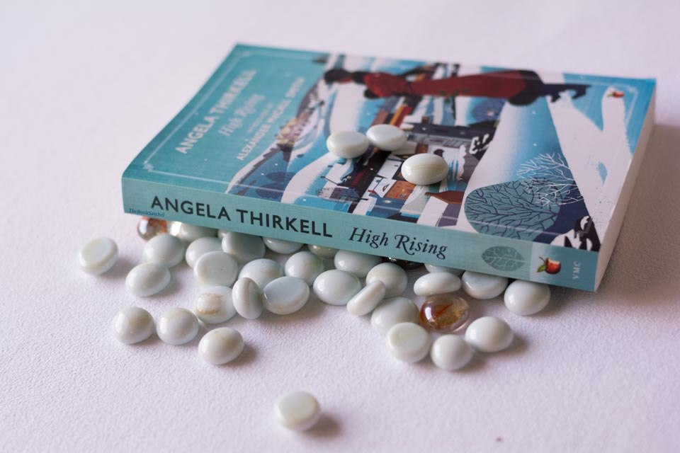 Book Reviw : High Rising by Angela Thirkell