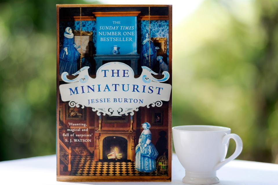 Book Review : The Miniaturist by Jessie Burton