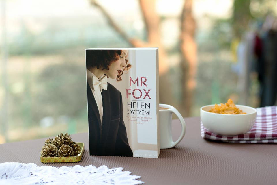 Book Review : Mr Fox by Helen Oyeyemi
