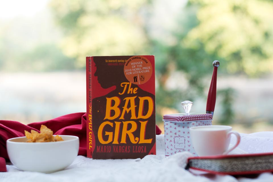 Book Review : The Bad Girl by Mario Vargas Llosa