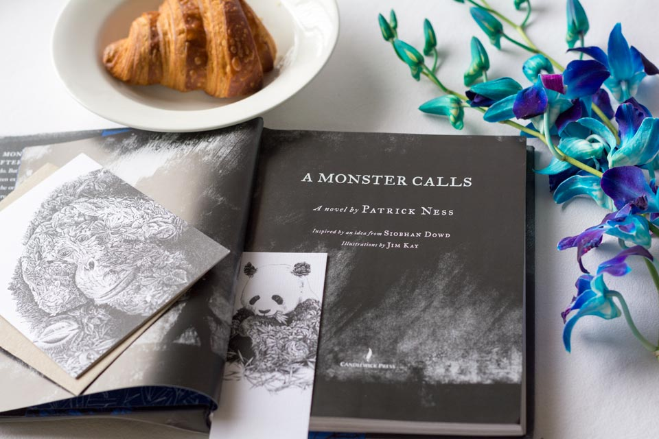 Book Review : A Monster Calls by Patrick Ness