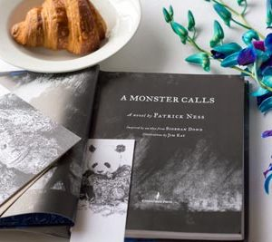 """Book Review : A Monster Calls By Patrick Ness – Heartbreaking And """"un-put-down-able"""""""