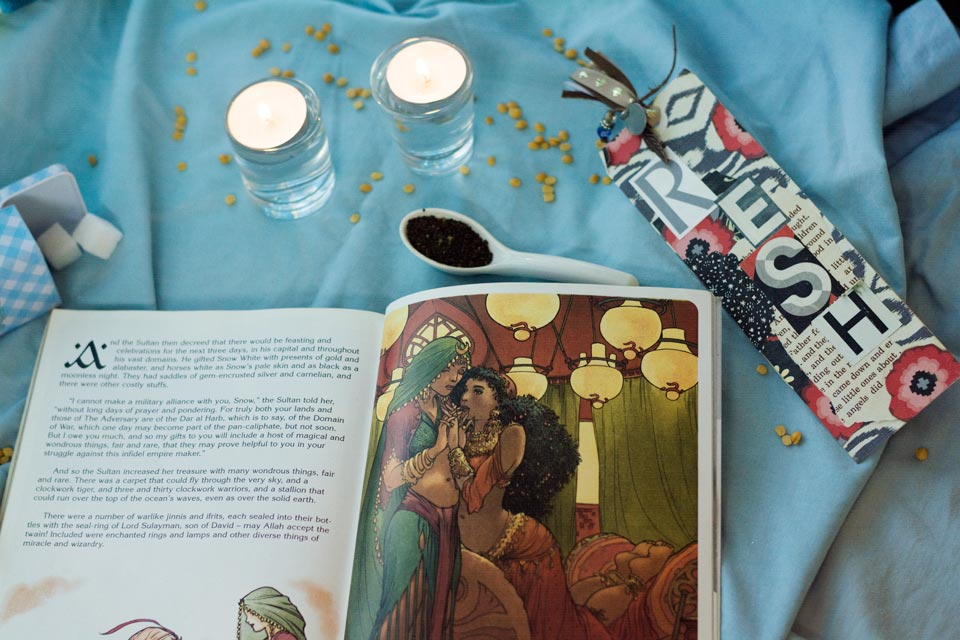 Fables : 1001 Nights of Snowfall by Bill Willingham