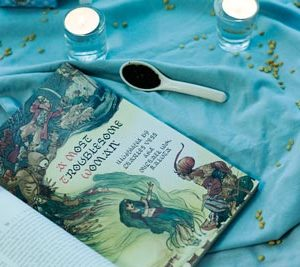 Fables: 1001 Nights Of Snowfall By Bill Willingham – The Most Beautiful Book