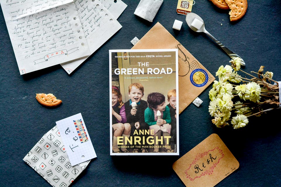 Book Review : The Green Road by Anne Enright