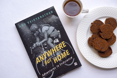 Book Review : Anywhere But Home By Anu Vaidyanathan