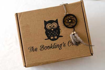 The Bookling's Crate January