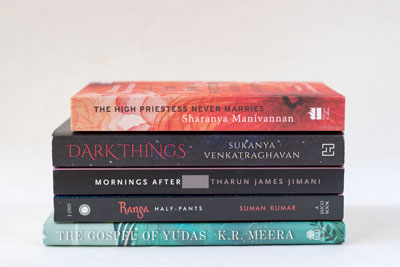 Indian Books Published In 2016 To Add To Your Diverse-A-Thon TBR