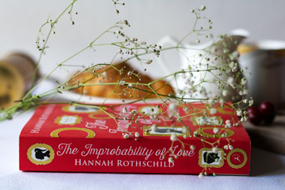 Five Reasons To Pick Up The Improbability Of Love By Hannah Rothschild