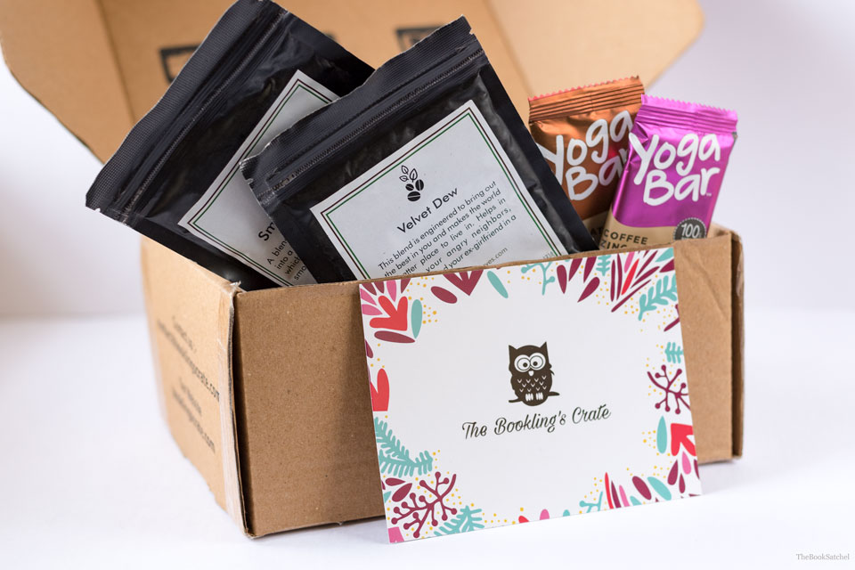 The Bookling's Crate February Unboxing