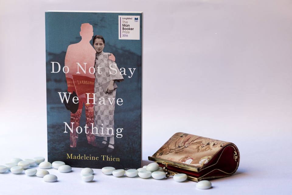 Do Not Say We Have Nothing by Madeline Thien
