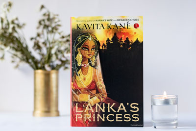 Lanka's Princess By Kavita Kane – Story Of A Misunderstood Girl Labelled A Monstress