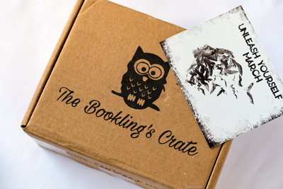 The Bookling's Crate – March Unboxing