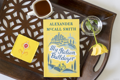 Book Review : My Italian Bulldozer By Alexander McCall Smith