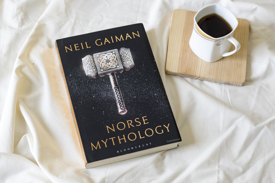 Book Review : Norse Mythology by Neil Gaiman | The Book Satchel