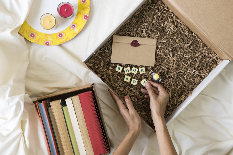 Lists : Book Subscription Boxes from India That Should be on Your Radar