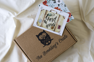 The Bookling's Crate – May Unboxing