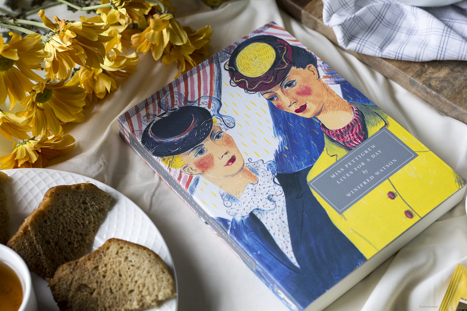 Book Review : Miss Pettigrew lives for a day by Winifred Watson