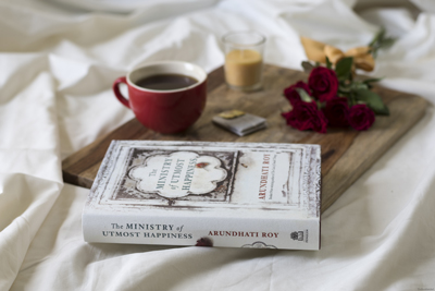 Book Review : The Ministry Of Utmost Happiness By Arundhati Roy