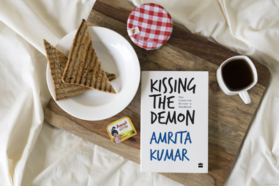 Kissing The Demon By Amrita Kumar – A Crash Course For The Creative Writer