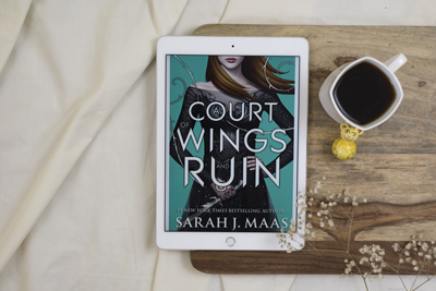 Why The Courts Deserve More Than ACOWAR From Sarah J Maas