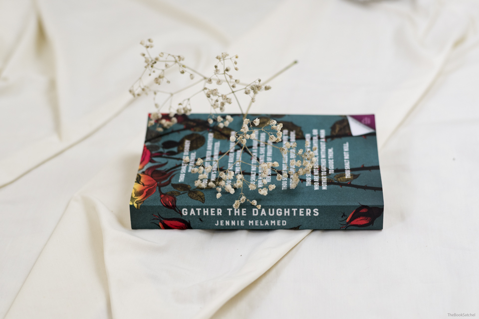 Book Review : Gather the Daughters by Jenni Melamed