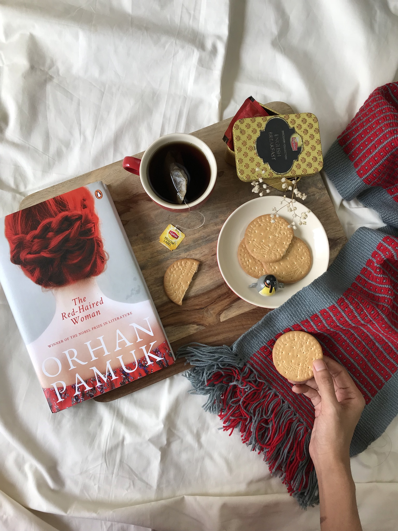 The Red Haired Woman by Orhan Pamuk