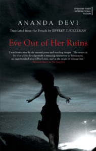 Women in Translation Month #WITMonth: Eve out of her ruins by Ananda Devi