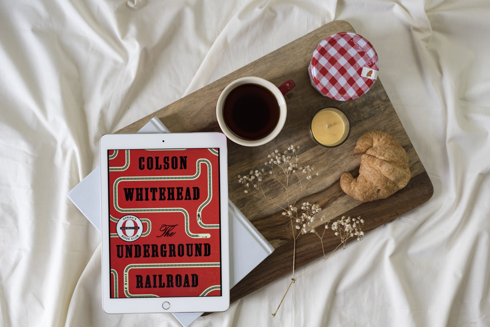 Book Review : The Underground Railroad by Colson Whitehead