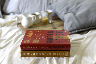 Book Review :The Golden House By Salman Rushdie