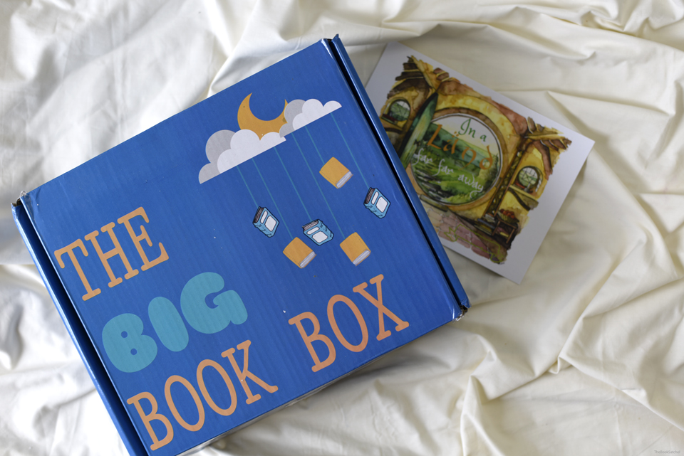 The Big Book Box August 2017