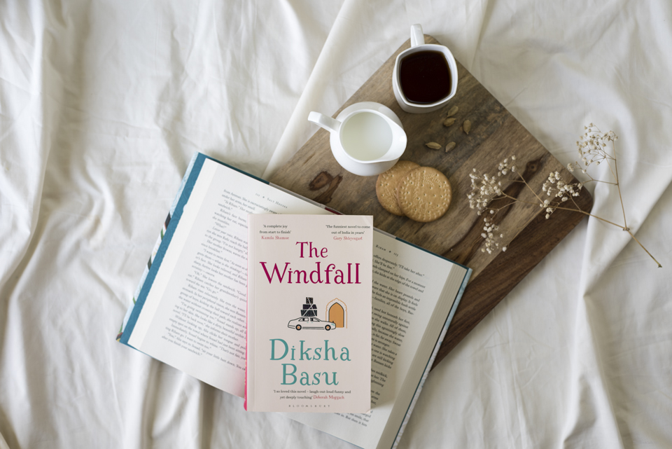 Book Review : The Windfall by Diksha Basu
