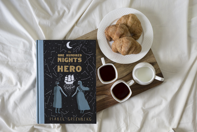 5 Reasons Why The World Should Read Isabel Greenberg's 'The One Hundred Nights Of Hero' ASAP