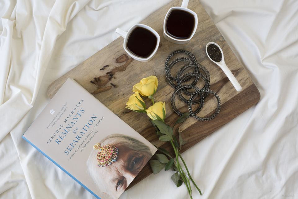 Book Review : Remnants of a Seperation by Aanchal Malhotra