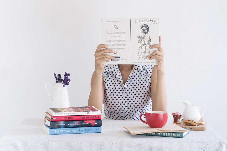 Reading tips: How to read 20 books in a month