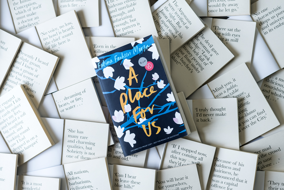 Book review: A Place for us by fatima farheen mirza