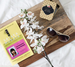 Book Review : Books From Japan